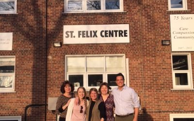 KJH Cares and St. Felix Centre