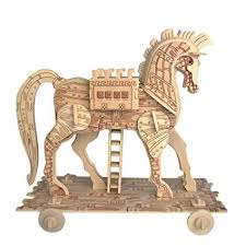What a Trojan Horse Can Teach us About Planning and Strategy