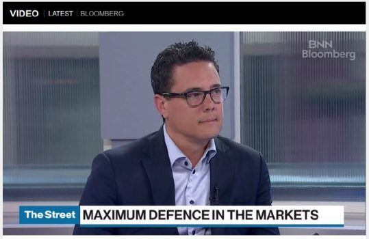 Maximum Defence in the Markets