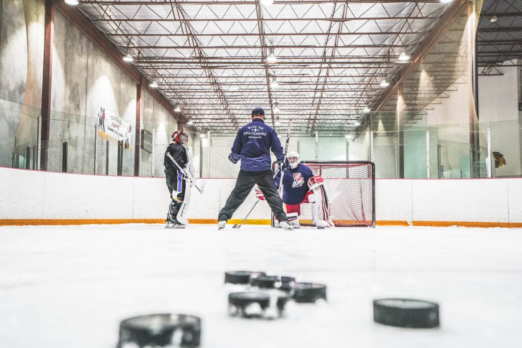Preparing for a Career in Professional Hockey